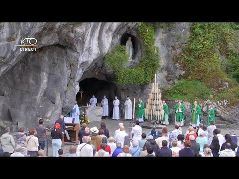 Messe du 26 juillet 2020 à Lourdes