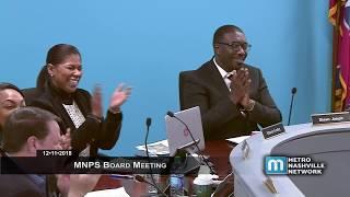 12/11/18 MNPS Board Meeting