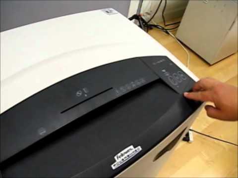 Paper Shredder Review- Staples SPL-NSC30A vs Fellowes C-380S