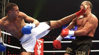 Top Knockouts: Badr Hari HD