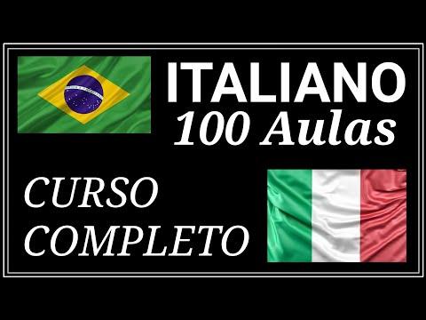 Curso de Italiano para iniciantes | 100 Aulas (Completo)