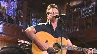 "John Mellencamp - ""Troubled Land"" (Acoustic) - Live 2008"