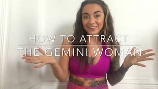 Gemini woman.. How to attract
