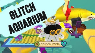 Chiefstrongcloud Makes Crunchymom Insane Glitch Den AJPW