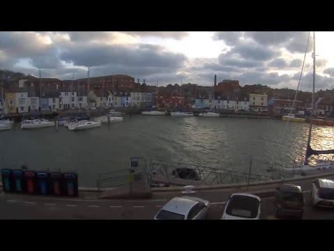 Weymouth Harbour live webcam