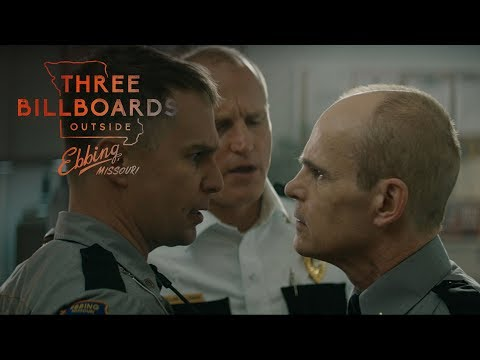 Three Billboards Outside Ebbing, Missouri (Featurette 'Company of Actors')