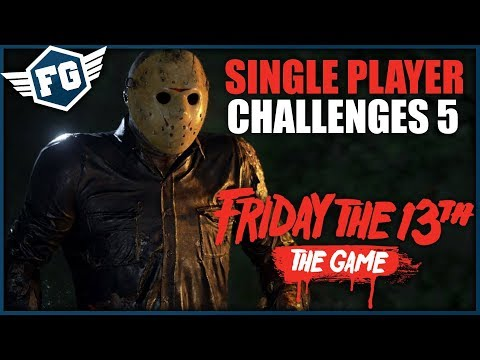 DVOJE MINIŠORTKY - Friday the 13th: The Game: Challenges #5