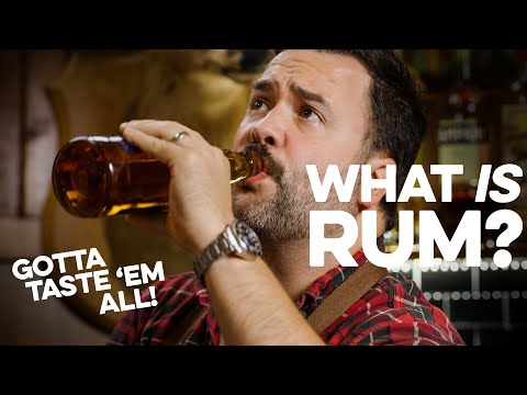 What is Rum? Science, History, Alchemy, and Tasting 13 Bottles | How to Drink