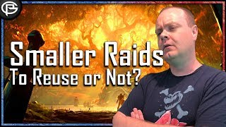 Smaller Raids - To Reuse or not?