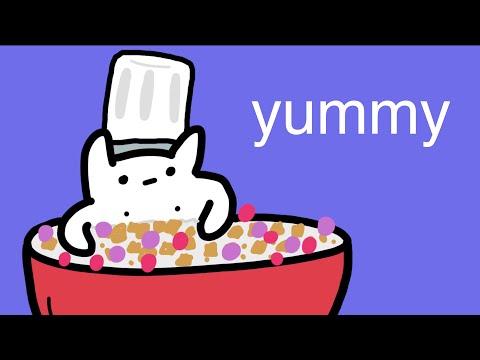 很純的短片-我愛麥片
