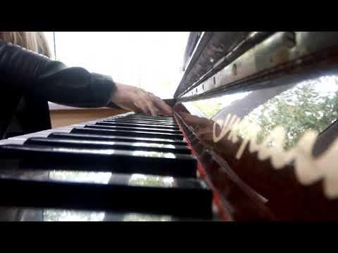 «Снится сон» Ани Лорак (piano cover)