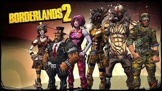Borderlands 2 RU (Совместное прохождения)(новый персонаж)( серия 4)