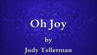 Oh Joy by Judy Tellerman with Lyrics Akedah Rosh Hashana New Year