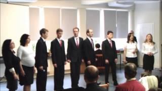 preview picture of video 'Jastrzębie-Zdrój. Koncert Muzyki Chrześcijańskiej Fileo.'