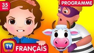 Les voleurs de lait (Collection) | Ep. 17 | ChuChu TV Police Des Oeufs Surprises