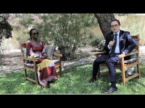 L'UE et l'entreprenariat des Femmes : Regards croisés entre S.E. Hubert Roisin et Thiaba Camara Sy