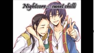 nightcore - sweet chilli