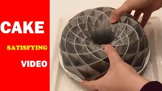 The most satisfying video in the world - Amazing cake decorating compilation
