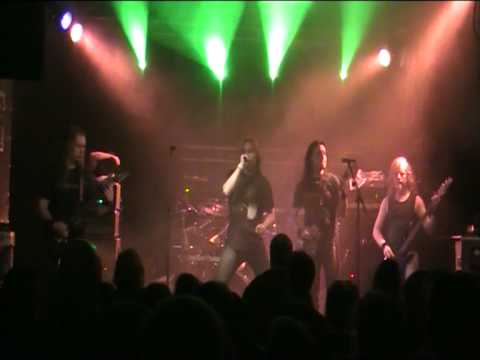 Merging Flare - At Daggers Drawn (Live) online metal music video by MERGING FLARE