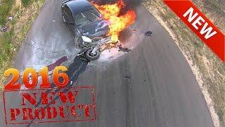Мото аварии лучшая подборка июль 2016   NEW motorcycle crash *coolest moto fail and win compilation