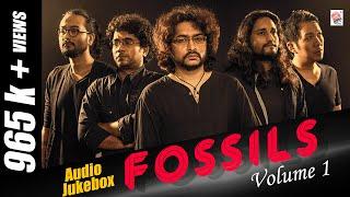 Fossils Volume 1 | Audio Jukebox | Rupam Islam | Bangla Band