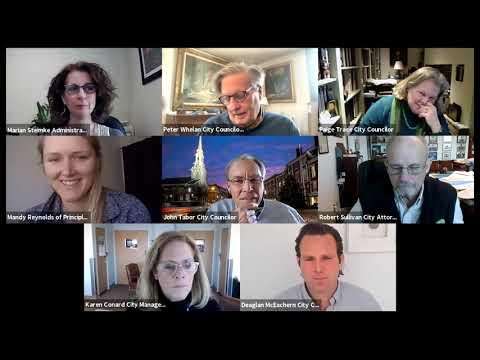 03.30.21 McIntyre Subcommittee Meeting
