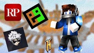 ДВА МОИХ ЛЮБИМЫХ РЕСУРСПАКА [Hypixel Sky Wars Minecraft Mini-Game]