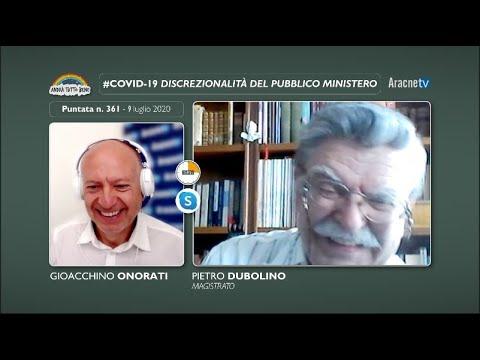 Anteprima del video Pietro DUBOLINODiscrezionalità del pubblico ministero