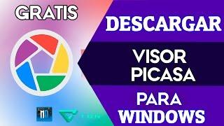 ✘DESCARGAR | PICASA | VISOR DE IMÁGENES | COMPATIBLE CON WINDOWS 10, 8, 8.1, 7
