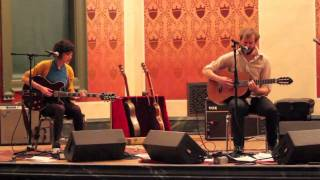 Justin Vernon & St. Vincent   Roslyn @ MusicNOW 2010