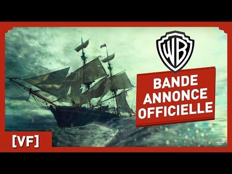 Au Coeur de l'Océan - Bande Annonce Officielle 4 (VF) - Chris Hemsworth / Ron Howard