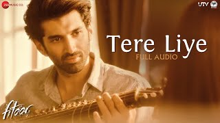 Tere Liye - Full Song | Fitoor | Aditya Roy Kapur, Katrina Kaif