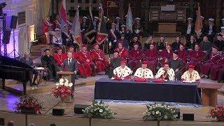 Wystąpienie Donalda Tuska Podczas Obchodów 100-lecia Uniwerstytetu Poznańskiego, 7 Maja 2019 R.
