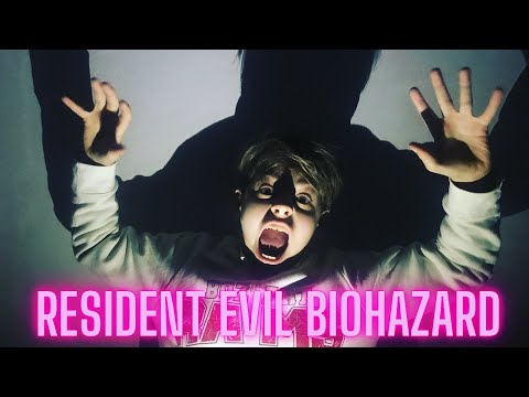 Resident Evil Biohazard Unboxing & gaming con Umby Progamer