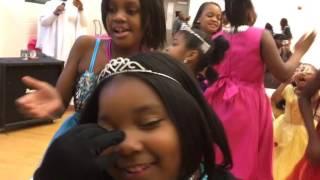 Dancing at the 2nd Annual Princess Ball