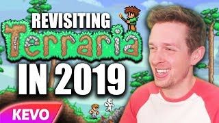 Revisiting Terraria in 2019