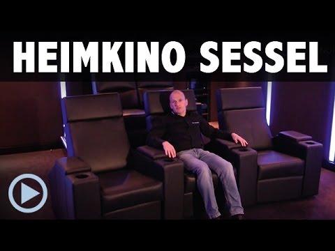 Heimkino Sessel von HEIMKINORAUM ... Lösungen für fast jedes Budget.