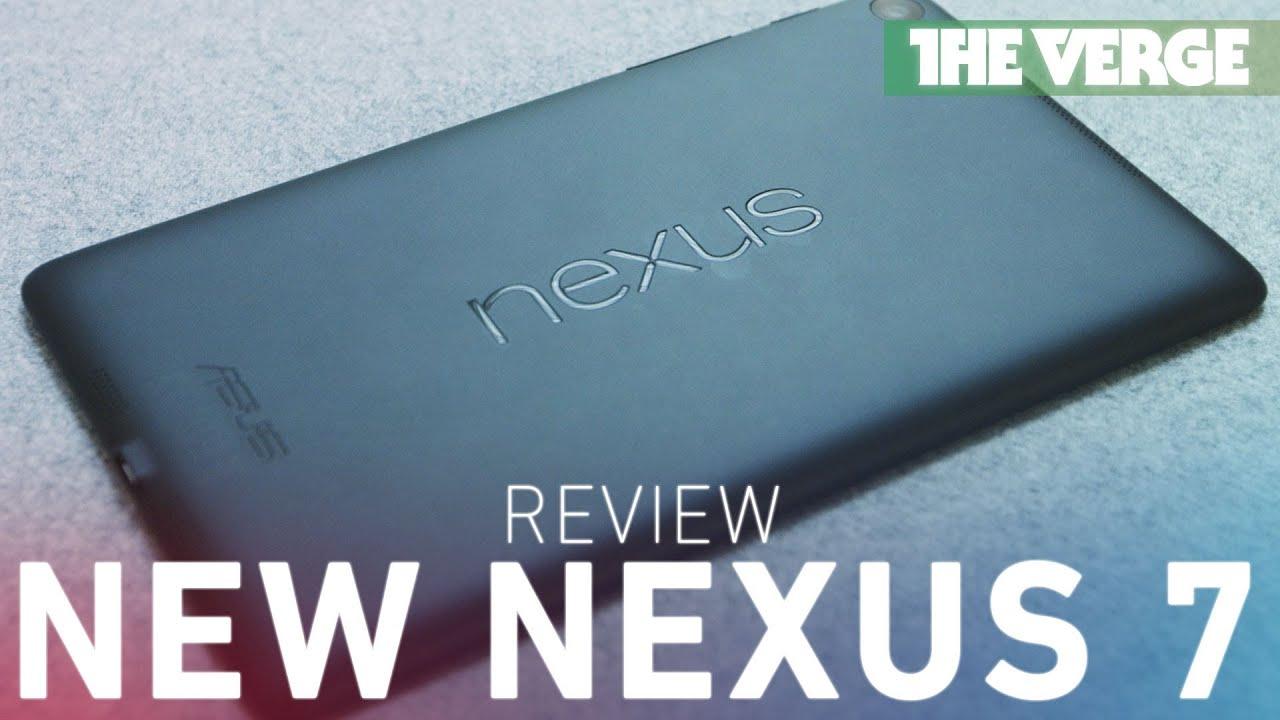 New Google Nexus 7 hands-on review thumbnail