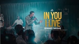 Dr Ipyana   In You I Livekwako Naishi   Live Official Video