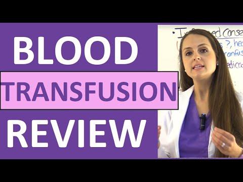 Injections à haute pression du sang
