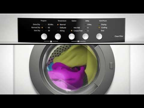 Electrolux Sensor Dry Venting Dryers