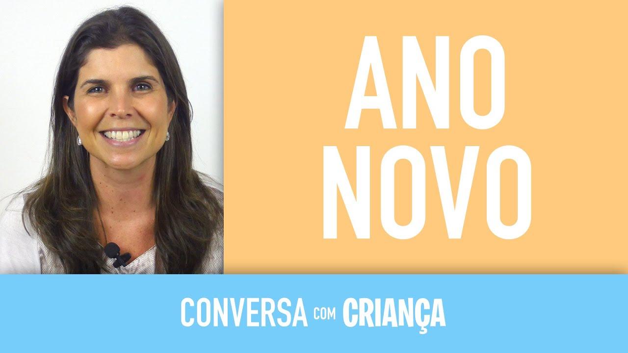 Ano Novo com a Família |  Conversa com Criança | Daniella Faria