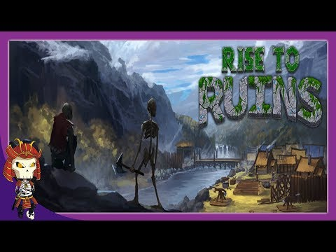 RISE TO RUINS How To Series   1   Village Placement and Starting Setup   Let's Play Rise to Ruins