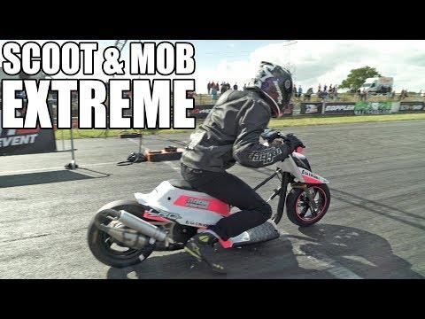 Scooters & Mobylettes de l'extrême avec le team RPC 83 !