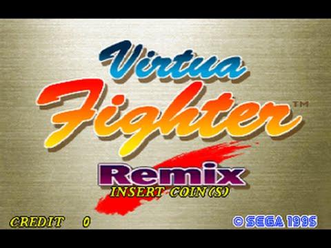 virtua fighter saturn vs arcade