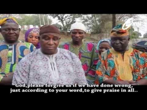 ENU AKE Latest Yoruba NOllywood Movie starring Adebayo Salami