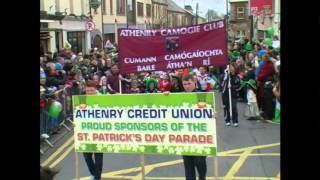 preview picture of video 'Athenry St Patricks Day Parade 2014'