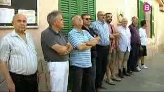 preview picture of video 'Dol a Son Sardina per l'accident de Santiago'