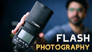 Learn FLASH PHOTOGRAPHY Basics In Hindi | Kunal Malhotra