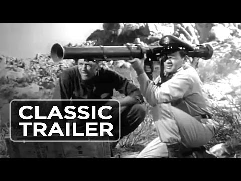 Them! (1954) Official Trailer #1 - Sci-Fi Horror Movie